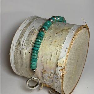 Jay King Desert Rose Trading Turquoise Bracelet